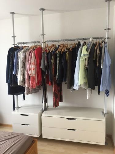 Kleidergarderobe zu verkaufen!